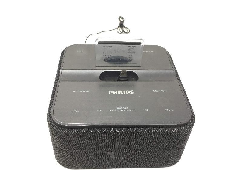 Radio despertador philips as170