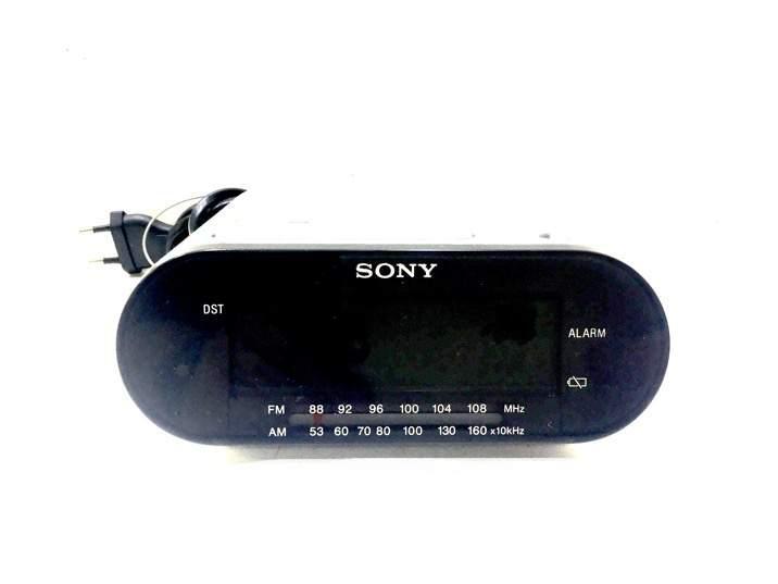 Radio despertador sony icf-c218
