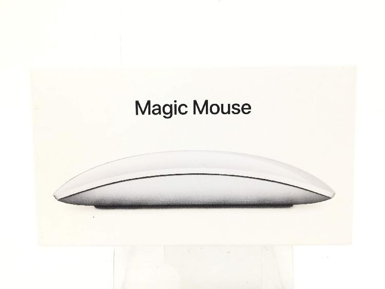 Raton apple magic mouse 2 mla02zm/a