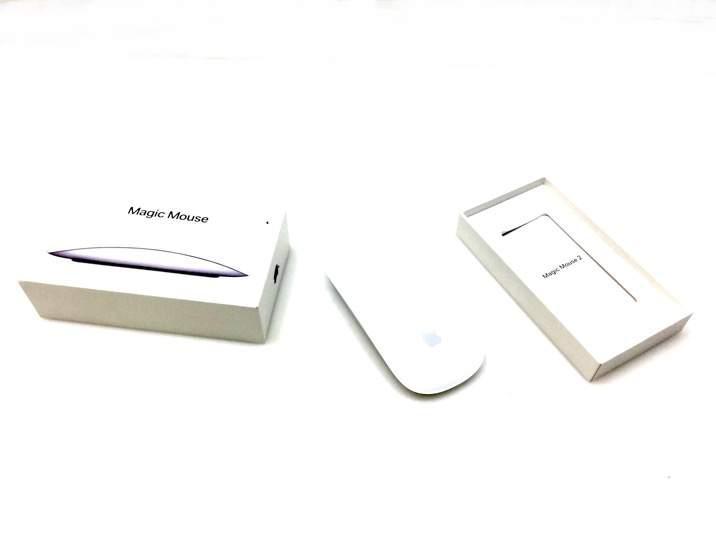 Raton apple magic mouse 2mla02zm/a