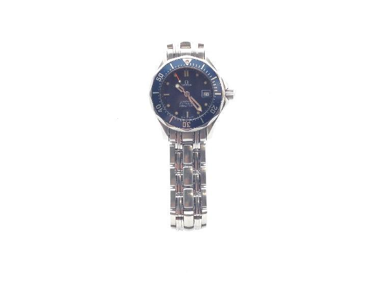 Reloj alta gama unisex omega seamaster señora 6501/827