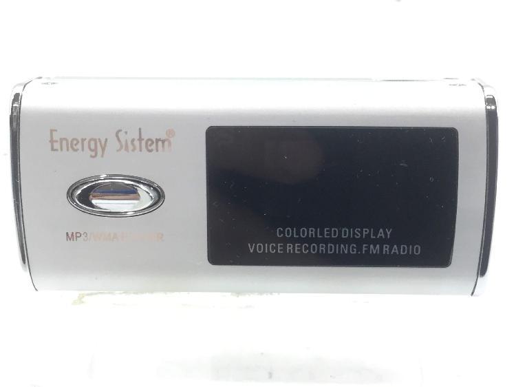 Reproductor mp3 energy sistem lunnatic 4000