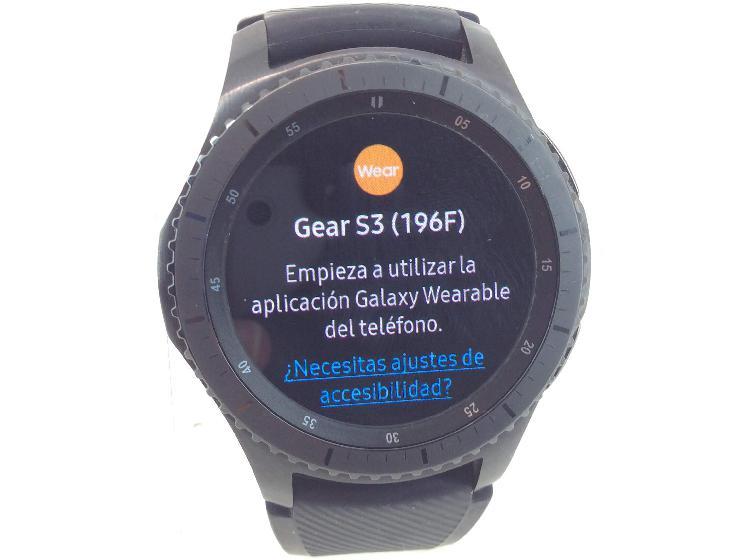 Samsung gear s3 frontier smr760
