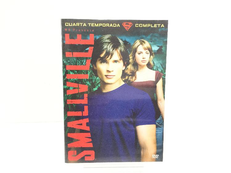 Smallville - cuarta temporada completa