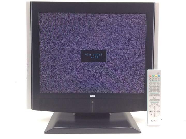Televisor lcd oki tvv20