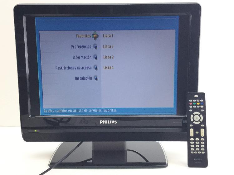 Televisor lcd philips 19pfl5522d