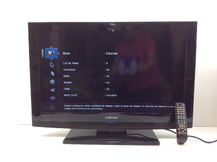 Televisor lcd samsung lcd