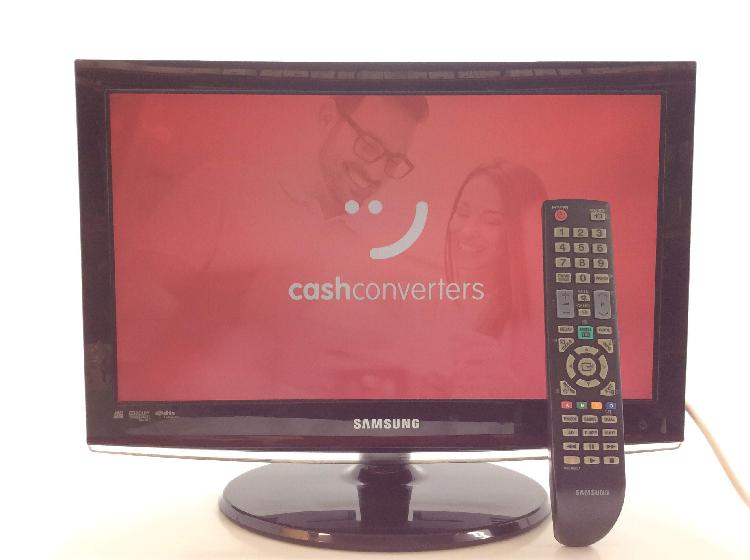 Televisor lcd samsung le19c450e1wxxc
