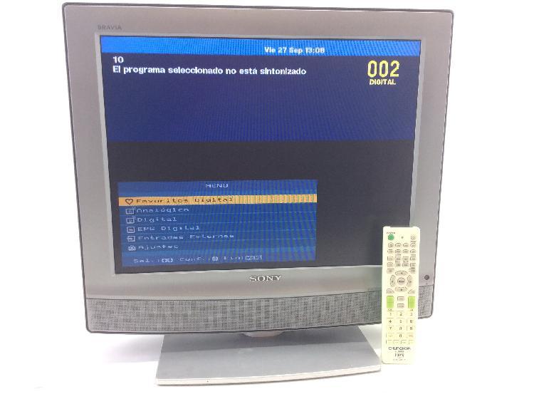 Televisor lcd sony 20g2000