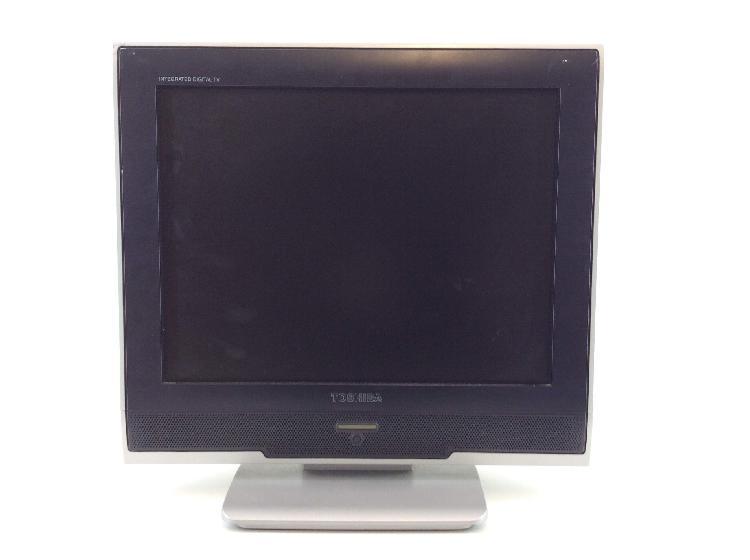 Televisor lcd toshiba 14vl44g