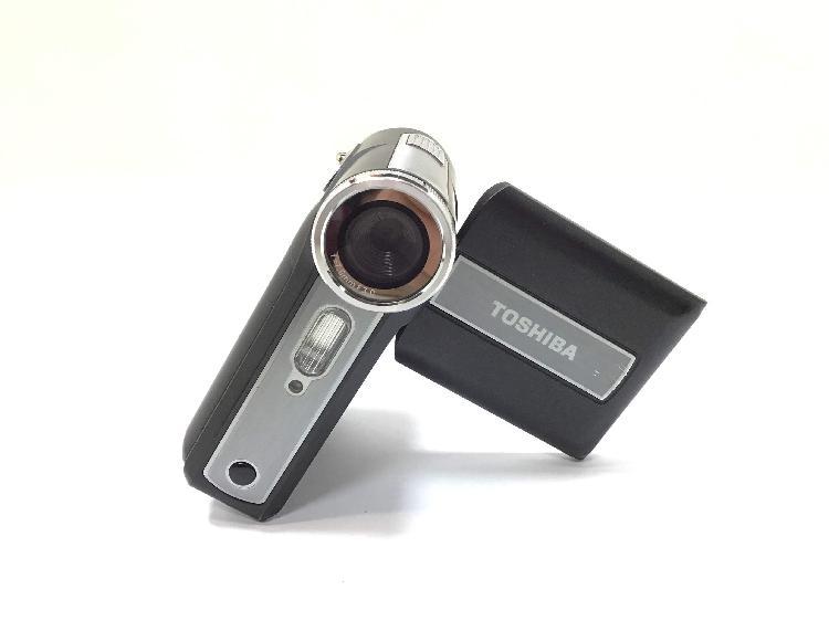Videocamara digital toshiba camileo
