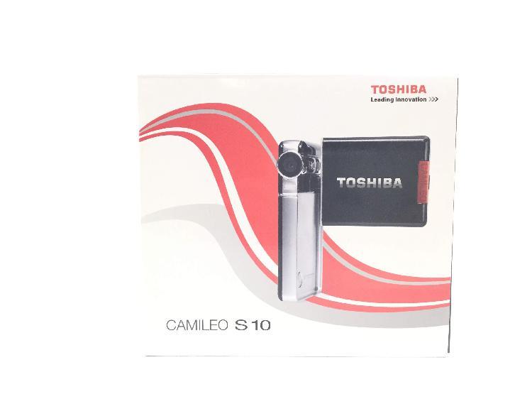 Videocamara digital toshiba camileo s10