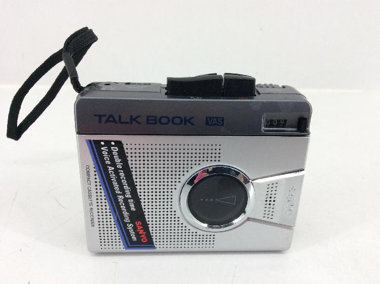 Walkman sanyo tlakbook