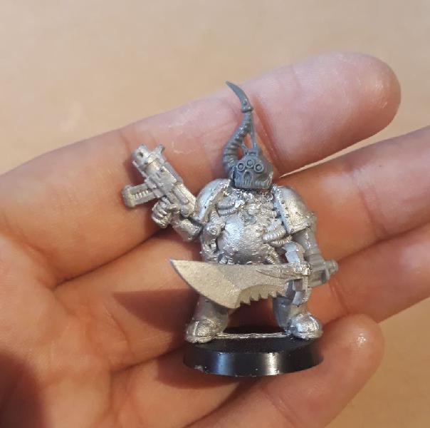 Warhammer conversion mierder