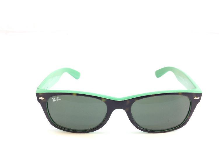 11 % gafas de sol caballero/unisex rayban rb2132 new