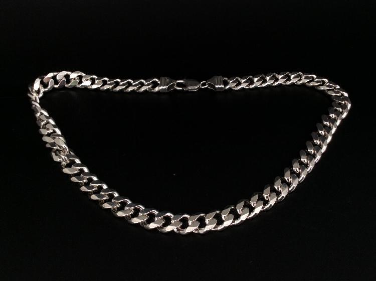 19 % cadena plata primera ley (plata 925mm)