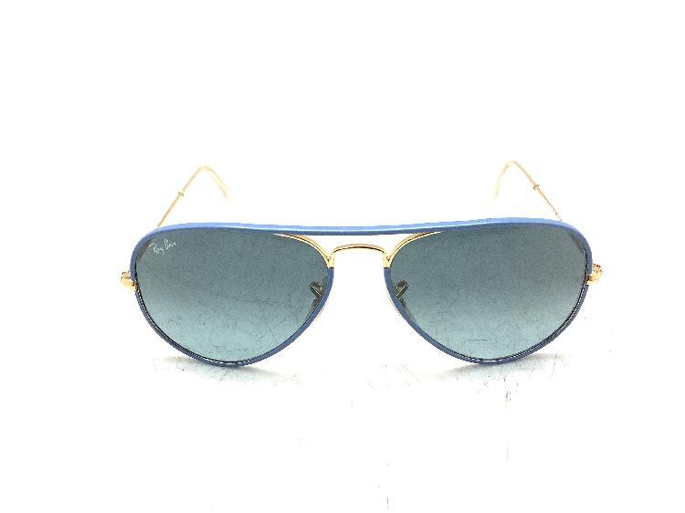 19 % gafas de sol caballero/unisex rayban rb 3025-jm aviator