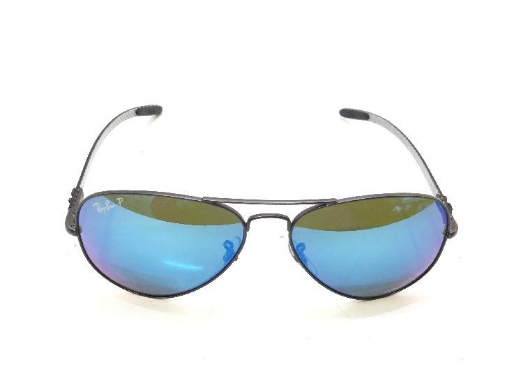 20 % gafas de sol caballero/unisex rayban rb8317 chromance