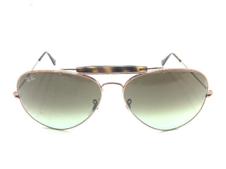 25 % gafas de sol caballero/unisex rayban rb3029