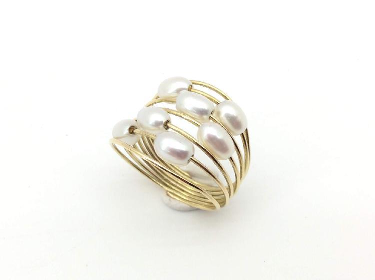 30 % anillo oro primera ley (oro 18k)