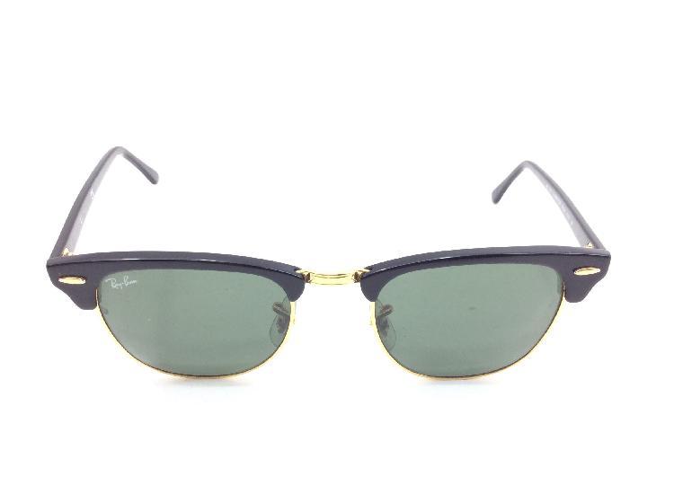 36 % gafas de sol caballero/unisex rayban 3016 clubmaster