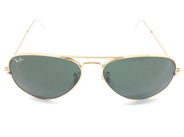 46 % gafas de sol caballero/unisex rayban rb3025 aviator