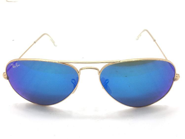 5 % gafa de sol señora rayban rb3025 aviator large metal