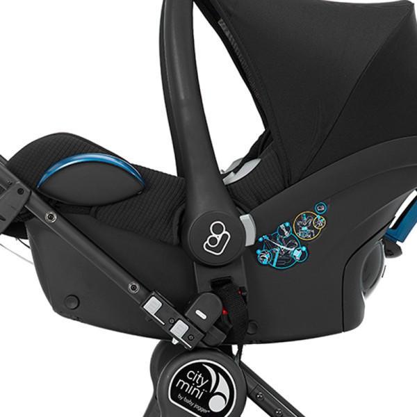 Baby jogger adaptadores grupo 0