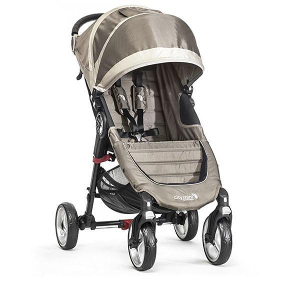 Baby jogger city mini 4 + saco de regalo