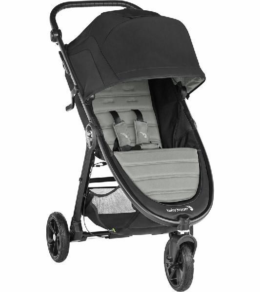 Baby jogger silla de paseo city mini gt- jet/slate