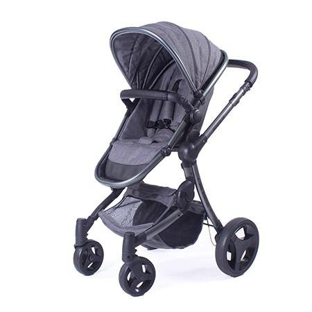Baby monsters silla de paseo duo premium + capazo