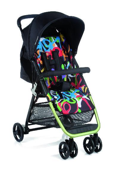 Be cool silla de paseo zas