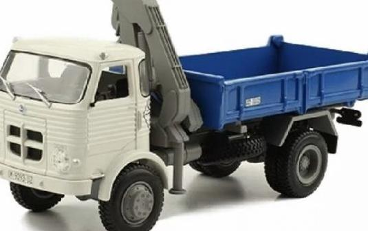 Camión pegaso comet 3041 1:43