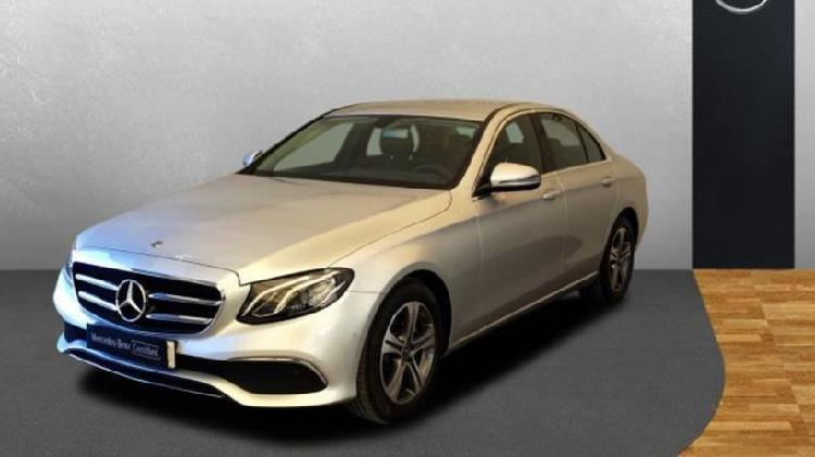 Mercedes-benz clase e 220 d berlina[0-809]