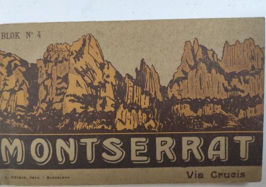 Montserrat via crucis - 18 vistas - blok nº4