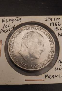 Moneda 100 pesetas