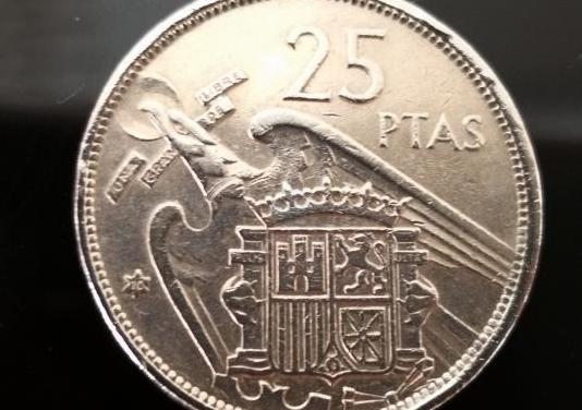 Moneda francisco franco caudillo