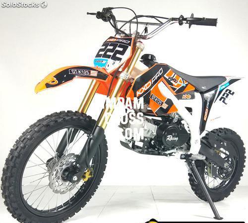 Pit bike pimpamcross 125xl