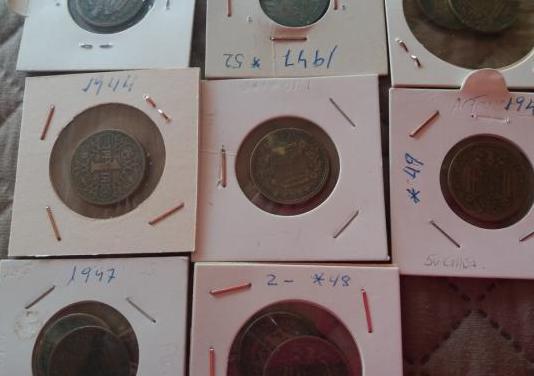 Lote de 35 monedas