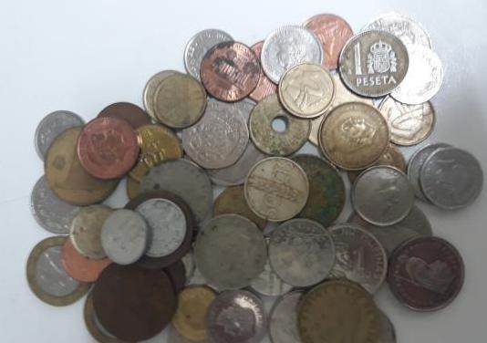 Monedas antiguas,pesetas