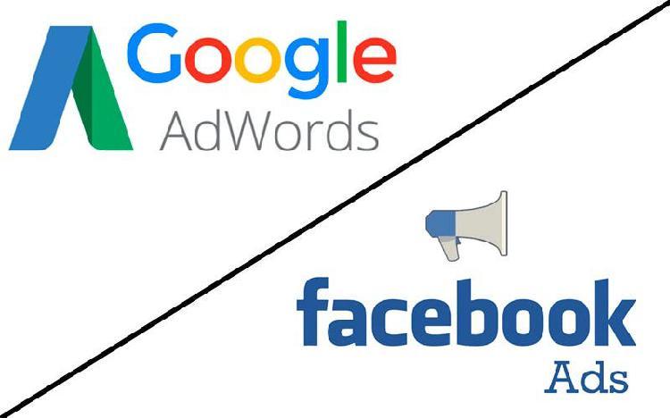 Anúnciate en google ads y facebook ads