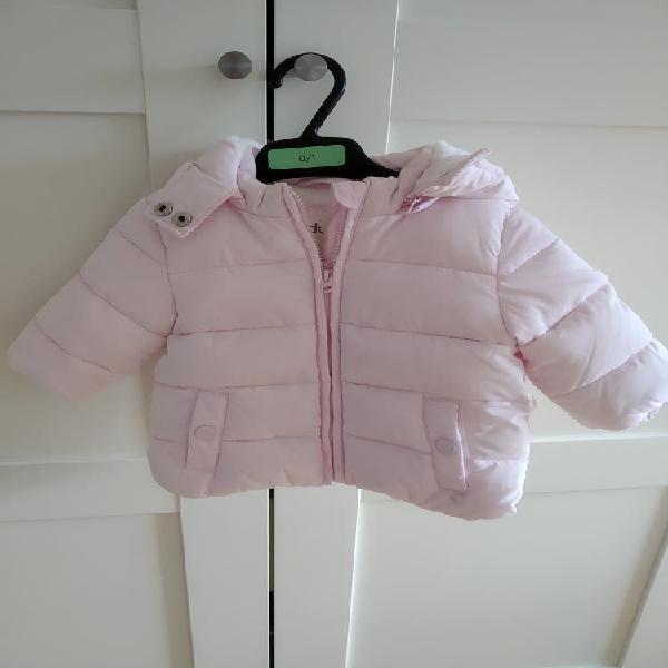 Bebé abrigo marca dulces