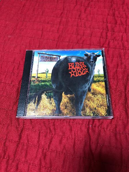 Blink-182 - dude ranch (cd)