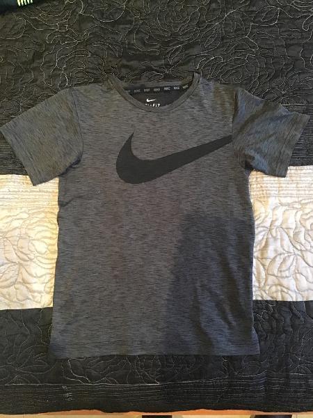 Camisetas manga corta niño nike