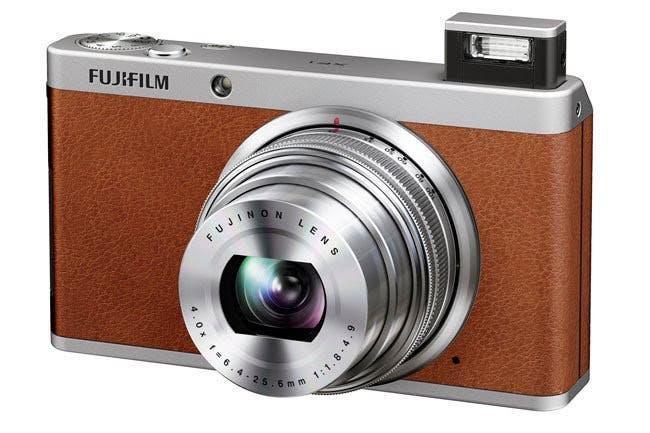 Cámara fotos digital estilo retro fujifilm xf1