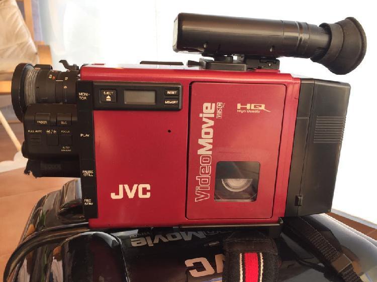 Cámara video JVC GR-C7 VHS-C HQ