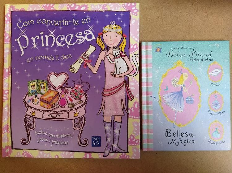 Com convertir-se en princesa + dolça picarol