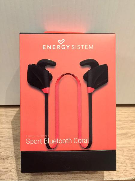 Energy earphones sport bluetooth