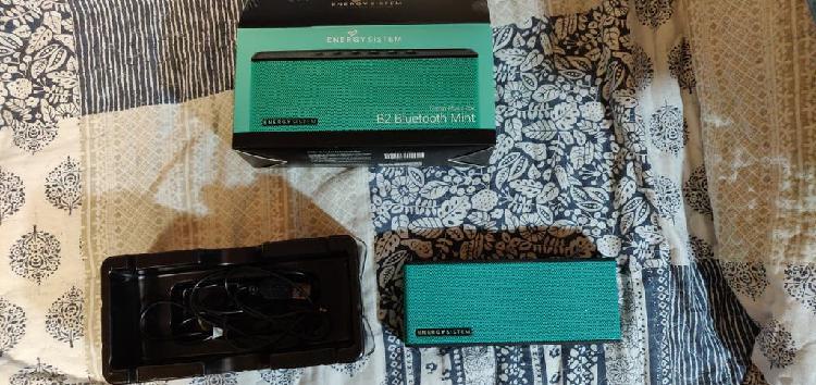 Energy sistem b2 music box bluetooth mint