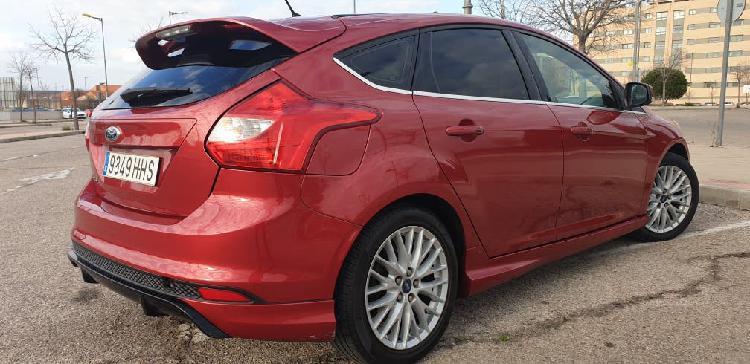 Ford focus 1.6tdci st.sport.2012